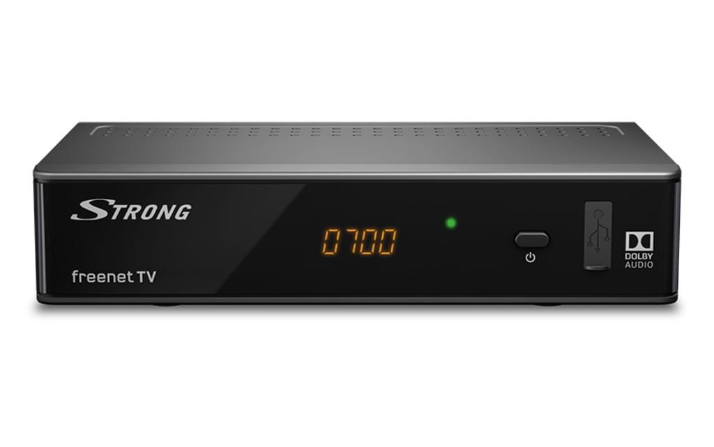 Strong SRT 8541 Digitaler HD Receiver DVB-T2 freenet TV