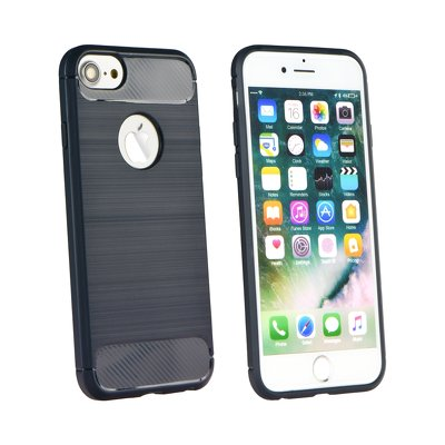 HUAWEI MATE 20 LITE  FORCELL CARBON  CASE GRAPHIT COVER BUMPER ETUI