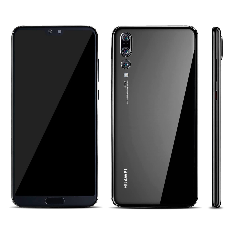 Huawei P20 Pro Schwarz 128GB USB-C 15,5 cm (6,1 Zoll) 40 MP Android 8.1 BRANDNEU