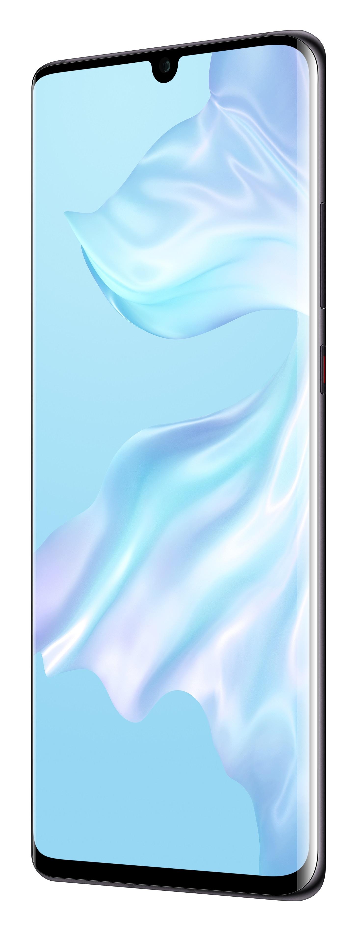 Huawei P30 Pro 256GB schwarz Telekom - Dual SIM, Android 9.0 (Pie), BRANDNEU