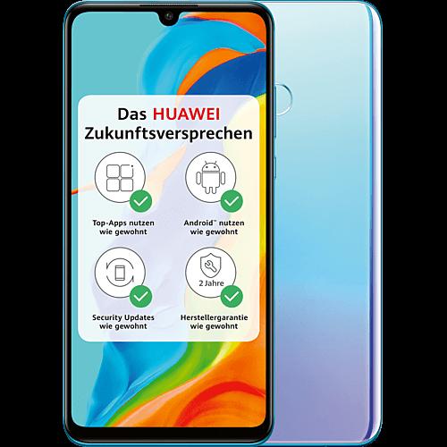 Huawei P30 lite NEW EDITION Breathing Crystal Telekom inkl. Huawei Band 4 pro