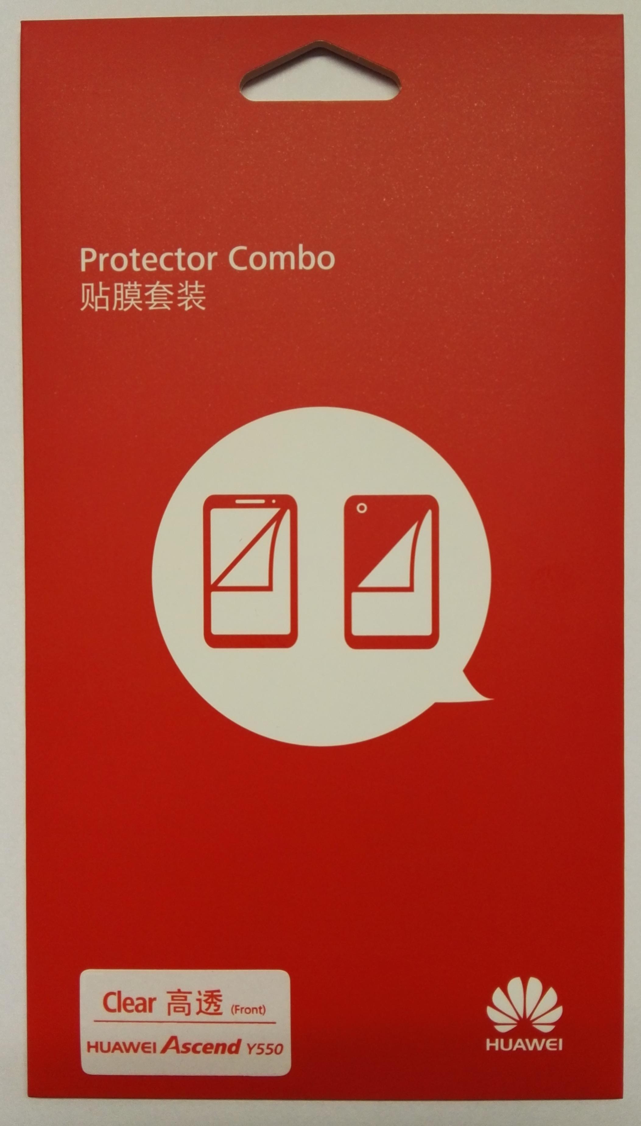 Huawei Displayschutzfolie für Ascend Y550
