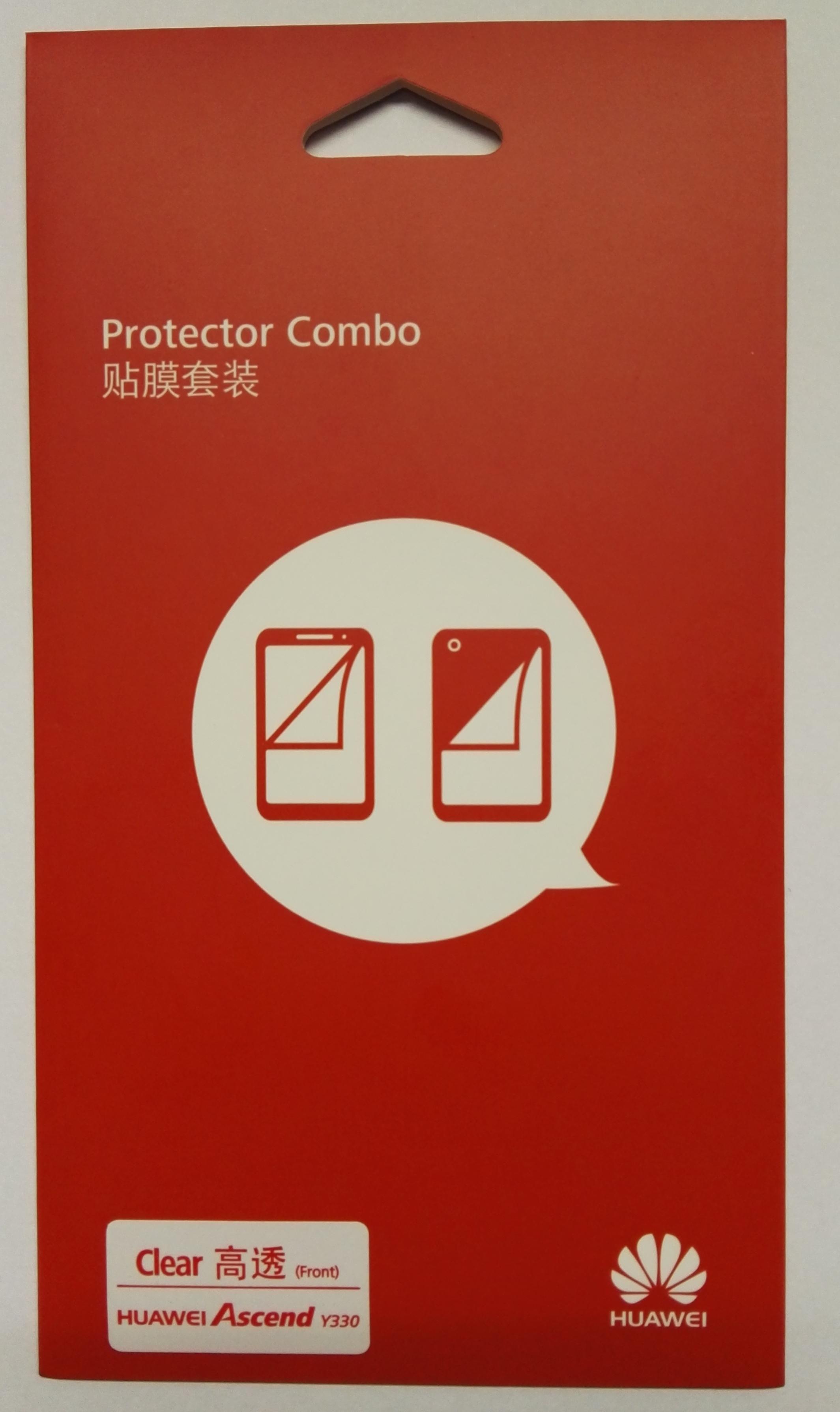 Huawei Displayschutzfolie für Ascend Y330