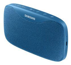 Samsung Level Box Slim Blau Bluetooth 2600 mAh Powerbank Lautsprecher