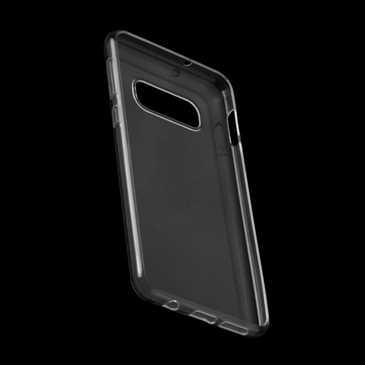 Ultra Slim TPU Silicon CaseTasche für Huawei P30 lite - transparent