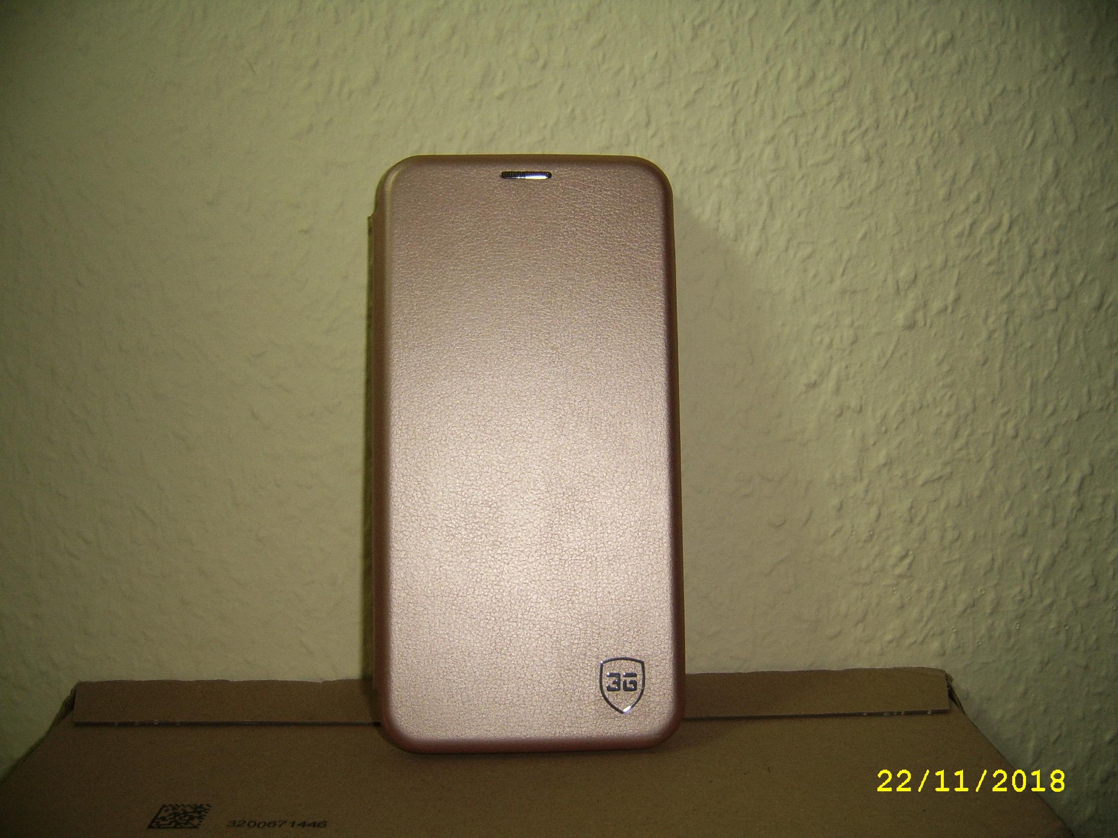 Tasche, Handytasche Huawei P20 Pro, Gold